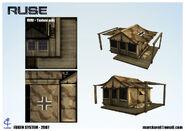 RUSE Render UVW AmmoWarehouse
