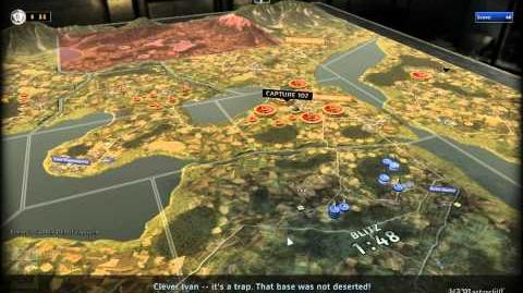 RUSE Mission 22 Into The Bear's Jaws Gameplay Hard (Wargamer) Difficulty (1 2)