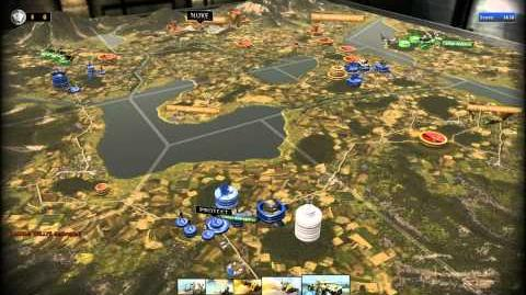 RUSE Final Mission - Mission 23 The Grand Finale! Gameplay Hard (Wargamer) Difficulty (3 3)
