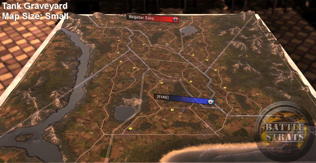 Tank Graveyard RUSE Wiki FANDOM powered by Wikia