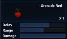 Red Grenade