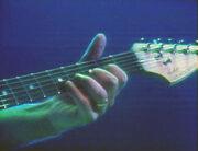 Hentor Sportscaster (Fender Stratocaster), White 3