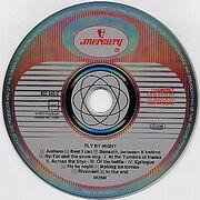 Fly by Night, Mercury 822 542-2 Germany