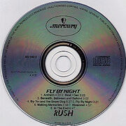 Fly by Night, Mercury 822 542-2v3