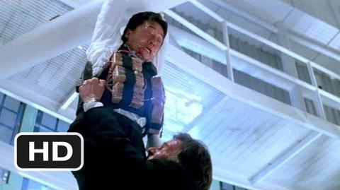 Rush Hour (4 5) Movie CLIP - Death Fall (1998) HD