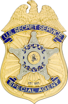 Badge of the United States Secret Service