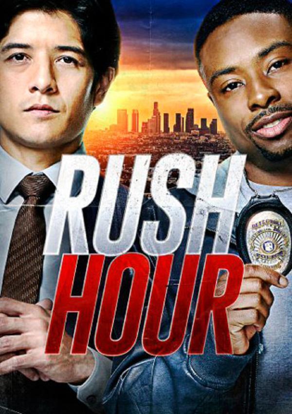 Rush Hour Serie Stream