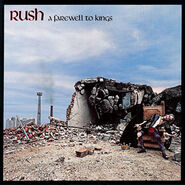 Rush A Farewell to Kings