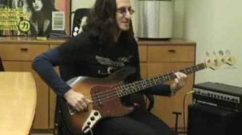 Geddy Lee Interview part 2 of 2