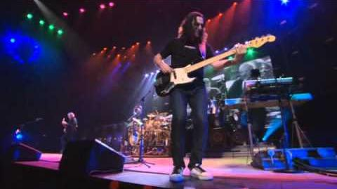 Rush The Camera Eye Time Machine 2011
