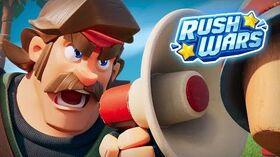 Introducing RUSH WARS!