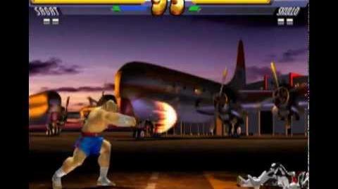 Street Fighter EX2 Plus Longplay
