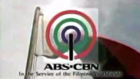 ABS-CBN SID Test Card Flag July 2010 with HD