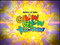 ABS-CBN Galaw Galaw sa Tag-Araw Test Card