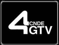 GTV 4 Logo 1979