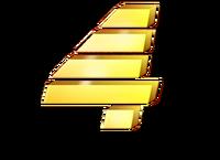 PTV 4 Logo 1995