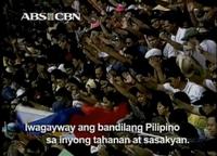 ABS-CBN Iwagayway ang bandilang Pilipino sa inyong tahanan at sasakyan