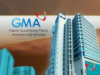 GMA Sign On and Sign Off 2002 with Kapuso