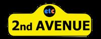 ETC 2nd Avenue Logo (2005-2007)