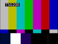 GMA Test Card TSG200