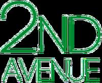 2nd Avenue Logo (2014-2016)