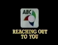 ABC 5 Logo ID March 1996 Reaching Out to You