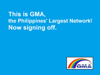 GMA Sign Off 1994