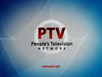 PTV 4 Logo ID January 2012