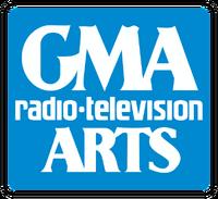 GMA Radio-Television Arts Logo 1974