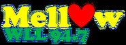 Mellow WLL 94.7 Logo 1988