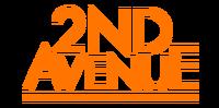 2nd Avenue Logo (2016-2018)