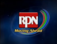 RPN 9 Logo ID Moving Ahead