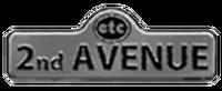 ETC 2nd Avenue Print Logo 2005