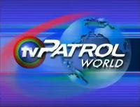 TV Patrol Art November 2004