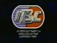 IBC 13 Logo ID Intercontinental Broadcasting Corporation