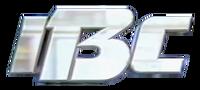 IBC 13 Wordmark 3D Logo (1994-2001)