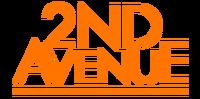 2nd Avenue Logo June 6-30, 2018