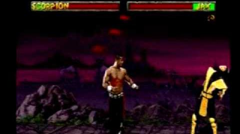 Mortal Kombat II - Playstation Gameplay