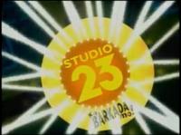 Studio 23 Logo ID 2007