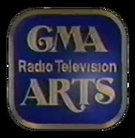 GMA Radio-Television Arts 3D Logo (1979-1992)
