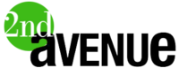 2nd Avenue Logo August 2008