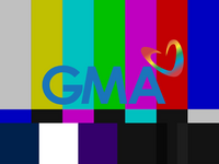 GMA Test Card (2002-2011)