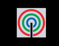 ABS-CBN Without Text Test Card (2004-2012)