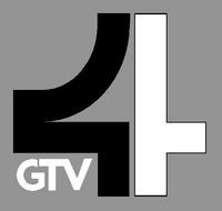 GTV 4 Alternative Logo (1974-1980)