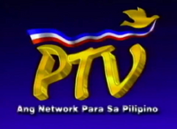 PTV 4 Logo ID October 1995