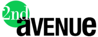 2nd Avenue Logo (2009-2011)