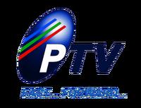 PTV 4 Fast...Forward... Logo 2000