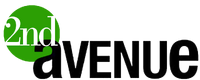 2nd Avenue Logo (2007-2011)
