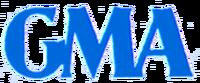 GMA Radio-Television Arts Wordmark Logo 1974