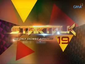 Startalk title card